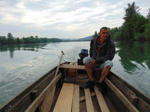 Sunčana reka Drina - Odmor u prirodi