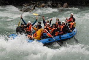 Tara rafting - Odmor u prirodi